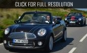 2015 Mini Cooper convertible #3