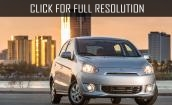 2015 Mitsubishi Mirage - exterior, interior, specs and video