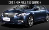 2015 Nissan Teana 2.0 #1