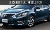 2015 Nissan Teana 2.0 #2