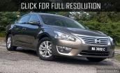 2015 Nissan Teana 2.0 #4