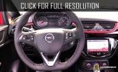 2015 Opel Corsa Opc interior #4
