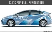 2015 Toyota Prius hybrid #2