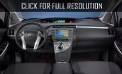 2015 Toyota Prius interior #1
