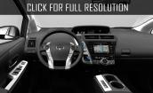 2015 Toyota Prius interior #3