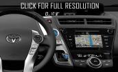 2015 Toyota Prius interior #4