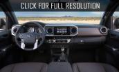 2015 Toyota Tacoma interior #1