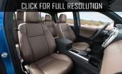 2015 Toyota Tacoma interior #2
