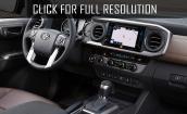 2015 Toyota Tacoma interior #3
