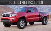 2015 Toyota Tacoma prerunner #1