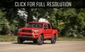2015 Toyota Tacoma prerunner #2