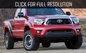 2015 Toyota Tacoma prerunner #4