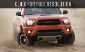 2015 Toyota Tacoma trd #1