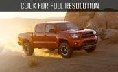 2015 Toyota Tacoma trd #2