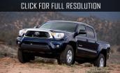 2015 Toyota Tacoma trd #3
