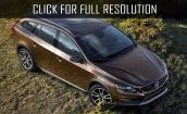 2015 Volvo V60 Cross country #2