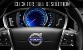 2015 Volvo V60 interior #2