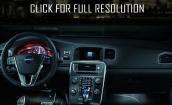 2015 Volvo V60 interior #4
