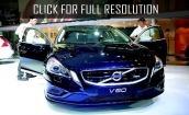 2015 Volvo V60 R design #4