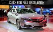 2016 Acura Ilx awd #3