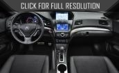 2016 Acura Ilx interior #3