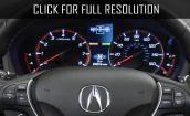2016 Acura Ilx interior #4