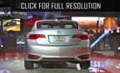 2016 Acura Ilx turbo #1