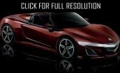 2016 Acura Nsx convertible #2