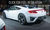 2016 Acura Nsx white #3