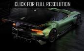 2016 Aston Martin Vulcan - supercar, specs, interior, exterior