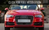 2016 Audi A3 Sportback E tron #2