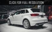 2016 Audi A3 Sportback quattro #2