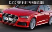 2016 Audi A3 Sportback quattro #3