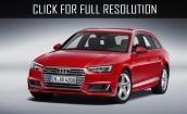 2016 Audi A4 Avant - station wagon, specs, interior, exterior