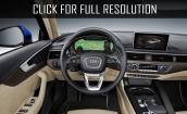 2016 Audi A4 interior #2