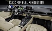 2016 Audi A4 interior #3