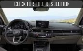 2016 Audi A4 interior #4