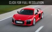 2016 Audi R8 V10 Plus - interior, design, video