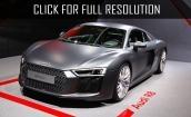 2016 Audi R8 V10 Plus black #1