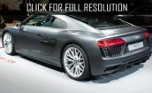 2016 Audi R8 V10 Plus black #2