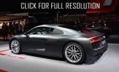 2016 Audi R8 V10 Plus black #3