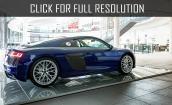 2016 Audi R8 V10 Plus blue #4