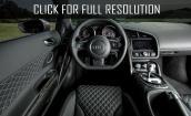 2016 Audi R8 V10 Plus interior #1
