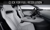2016 Audi R8 V10 Plus interior #2