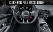 2016 Audi R8 V10 Plus interior #3