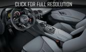 2016 Audi R8 V10 Plus interior #4