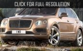 2016 Bentley Bentayga - interior, price, specs, video