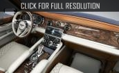 2016 Bentley Bentayga interior #4