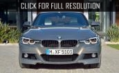 2016 BMW 3 Series - restyle, technical specs