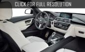 2016 Bmw 3 Series interior #2